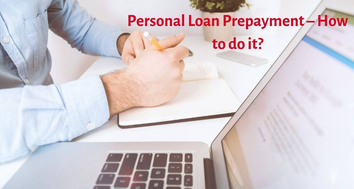 Know About Personal Loan Prepayment Afinoz