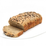 Seeded Bread 400 Gms-Lluvia