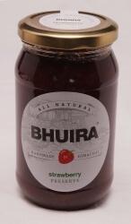 Strawberry Preserve 470 Gms-Bhuira