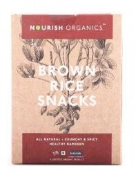 Brown Rice Snacks 150 Gms-Nourish