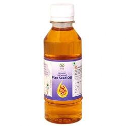 Flax Seed Oil 200 Ml -Arya