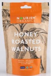 Honey Roasted Walnuts 120 Gms -Nourish