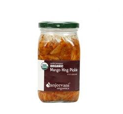 Mango Hing Pickle 350 Gms Sanjeevani