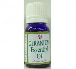 Geranium Essential Oil 10 Ml-Aroma World