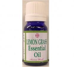 Lemon Grass Essential Oil 10 Ml-Aroma World