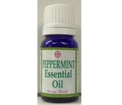 Peppermint Essential Oil 10 Ml-Aroma World