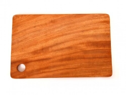 Neem Wood Cutting Board-The Indus Valley