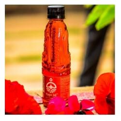 Healthy Hibiscus Juice 250 Ml-Yoga Jal