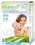 Cotton Breast Pads 30 Units-Masmi