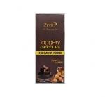 Stevia Jaggery Chocolate 40 Gms-Zevic