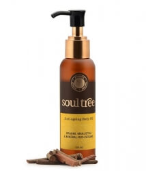 Anti Ageing Body Oil 120 Ml-Soul Tree