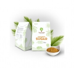 Coconut Sugar 250 Gms- Tree Grab
