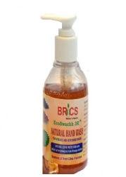 Natural Hand Wash 250 Ml - Brics