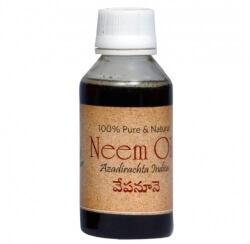 Neem Oil 100 Ml - Gau Naturals