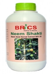 Neem Shakti 500 Ml - Brics