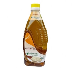Sesame Oil 1 Ltr -Sanjeevani
