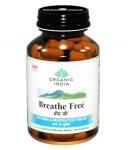 Breath Free 60 Capsules-Organic India