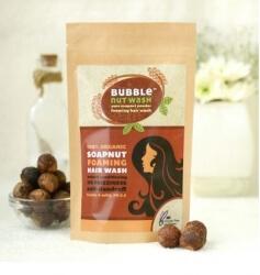 Pure Soapnut Foaming Hair Wash Powder 100 Gms- Bubble Nut