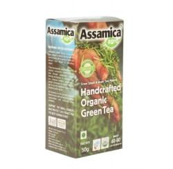 Organic Green Tea 50 Gms - Assamica