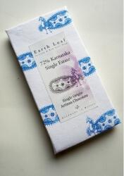 72% Karnataka Single Estate Chocolate Bar 72 Gms-Earth Loaf