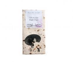 72% Keralan Single Origin Chocolate Bar 72 Gms-Earth Loaf