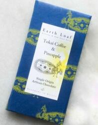 Tokai Coffee & Pineapple Chocolate Bar 72 Gms-Earth Loaf