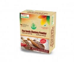 Flax Seeds Chutney Powder 200 Gms-Gau Naturals