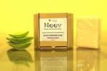 Aloe Lavender Soap 75 Gms-Neev Herbal