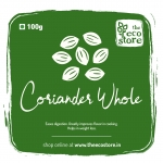 Coriander Whole 100 Gms-Eco Store