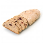 Cranberry Walnut Bread 400 Gms -Lluvia