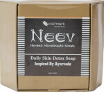 Daily Skin Detox Soap 100 Gms-Neev Herbal