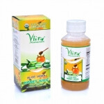 Aloevera Honey Juice 500 Ml-Vitro Naturals