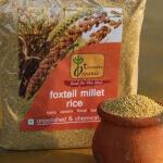 Foxtail Millet Rice 500 Gms-Timbaktu