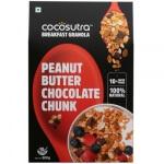 Granola Peanut Butter 300 Gms-Cocosutra