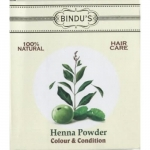 Henna Powder 100 Gms-Bindus Herbals