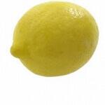 Lemon Vegetable - 1 Pc