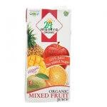Mixed Fruit Juice 1 Ltr-24 Mantra