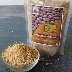 Peanut Chutney Powder 250 Gms-Timbaktu