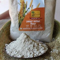 Pearl Millet Flour 500 Gms-Timbaktu