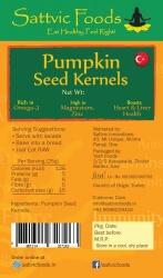 Pumpkin Seed Kernels 100 Gms-Sattvic Foods