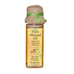 Pure Almond Oil 50 Ml-Mitte Se