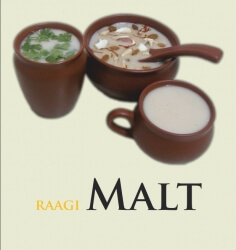 Ragi Elaichi Malt 200 Gms -Vaathsalya