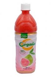 Rich Pulpy Guava Juice 1 Ltr-Oragano