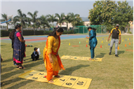 Recreational Programme for Parents at PTM Day.
