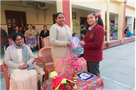 FAREWELL OF SR. RESHMI AND WELCOME OF SR. SHELLY