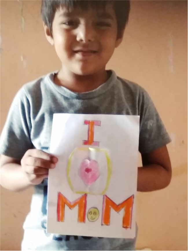 MOTHER'S DAY ACTIVITY 2020