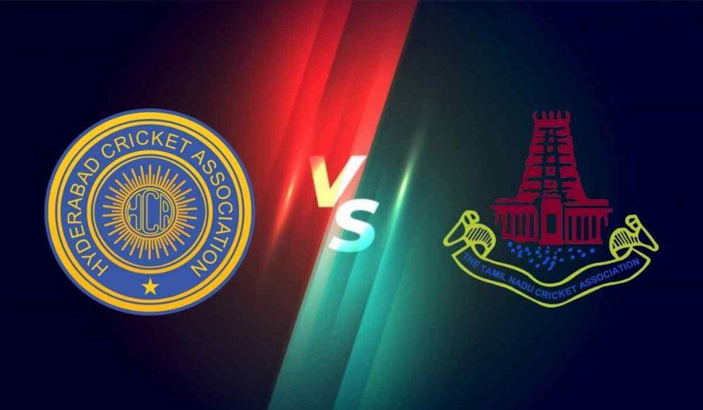 HYD vs TN Dream11 Team - Hyderabad vs Tamil Nadu Fantasy Cricket Tips