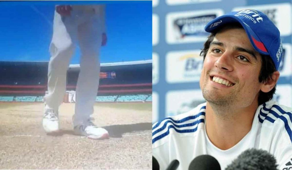 Alastair Cook gives his opinion on Smith's pitch scuffing controversy
