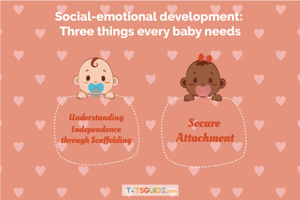 Social emotional development: 3 Things every Baby needs!