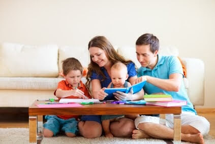 Early Literacy Skills for Infants and Toddlers